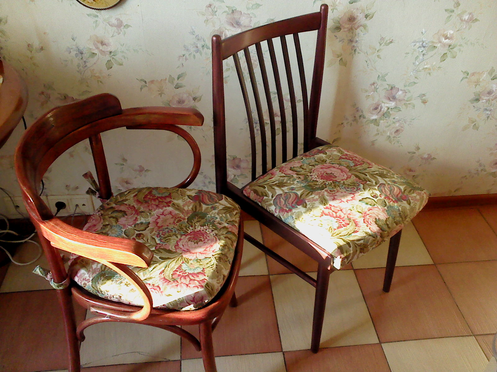 Реставрация старого стула своими руками фото 6